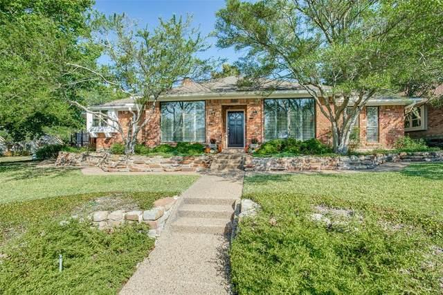 8815 Kingsley Road, Dallas, TX 75231 (MLS #14694910) :: Hargrove Realty Group