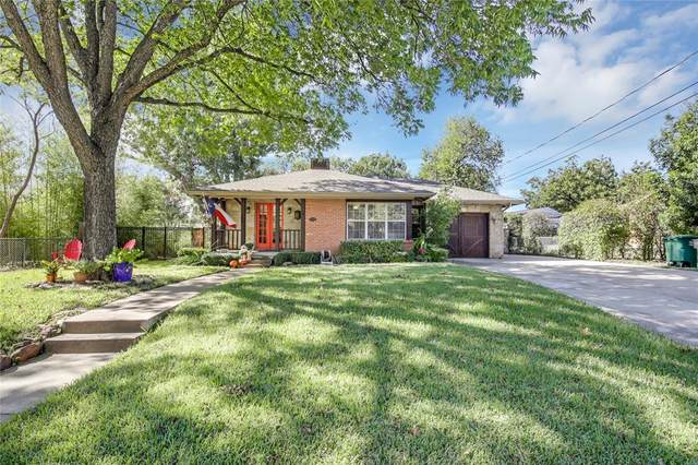 4108 Anita Avenue, Fort Worth, TX 76109 (MLS #14694911) :: The Barrientos Group