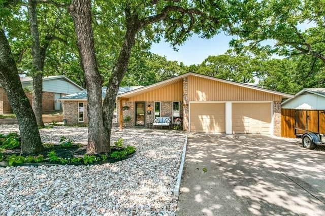 1001 N Lucas Drive, Grapevine, TX 76051 (MLS #14694940) :: Texas Lifestyles Group at Keller Williams Realty
