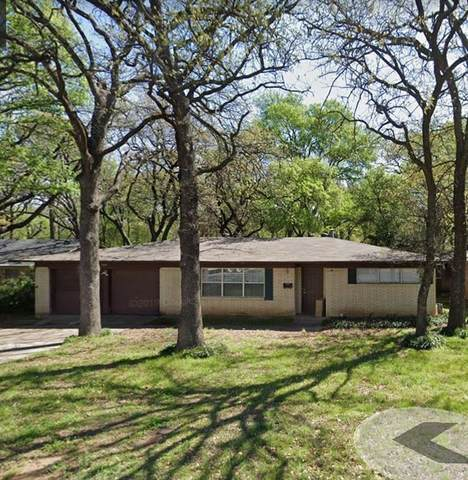 809 Mckinney Street, Arlington, TX 76012 (MLS #14694951) :: RE/MAX Pinnacle Group REALTORS