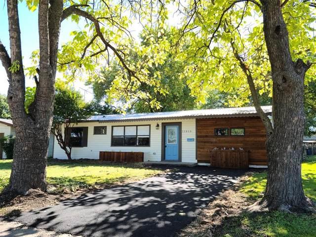 11816 Abston Lane, Dallas, TX 75218 (MLS #14694954) :: Craig Properties Group