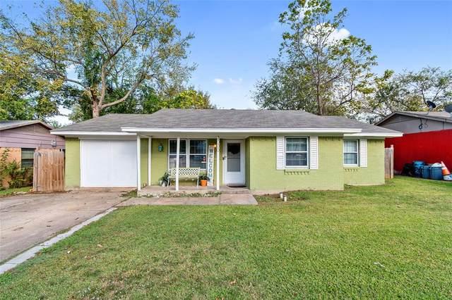 2000 Narobi Place, Mesquite, TX 75149 (MLS #14694975) :: Trinity Premier Properties