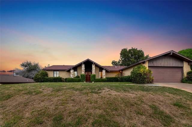 6901 Winifred Drive, Fort Worth, TX 76133 (MLS #14694983) :: Jones-Papadopoulos & Co