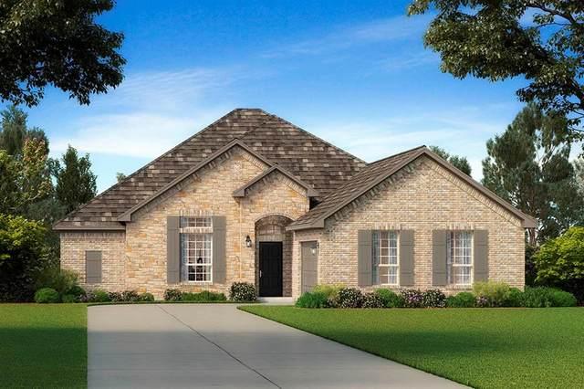 1104 Whispering Hill Drive, Mansfield, TX 76063 (MLS #14694985) :: The Tierny Jordan Network
