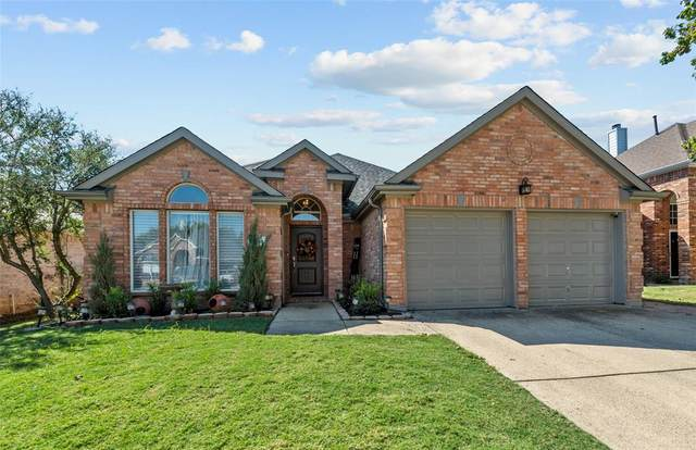 6005 Portridge Drive, Fort Worth, TX 76135 (MLS #14694994) :: 1st Choice Realty