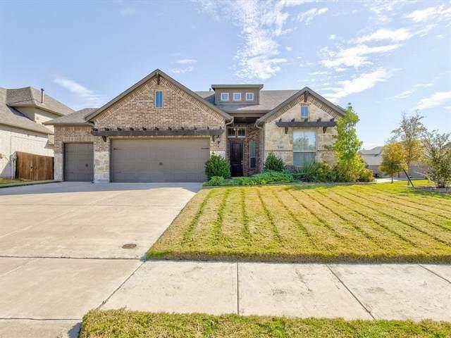 1401 Sassafras Street, Saginaw, TX 76131 (MLS #14694997) :: The Good Home Team