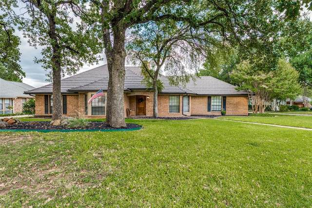 512 Sunset Drive, Hurst, TX 76054 (MLS #14695006) :: Epic Direct Realty