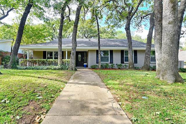 3105 Woodford Drive, Arlington, TX 76013 (MLS #14695009) :: The Good Home Team