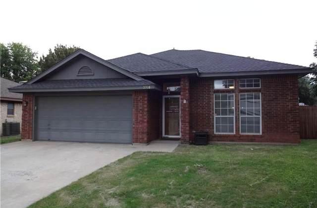 3518 Carnation Court, Abilene, TX 79606 (MLS #14695021) :: Team Hodnett