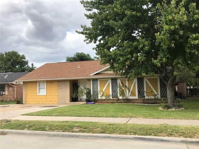623 Price Drive, Lewisville, TX 75067 (MLS #14695032) :: VIVO Realty