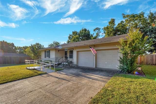 1106 Bowie Street, Garland, TX 75040 (MLS #14695073) :: The Hornburg Real Estate Group