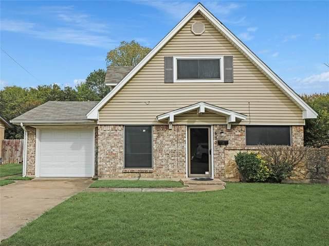 617 Patricia Drive, Sherman, TX 75090 (MLS #14695080) :: The Daniel Team
