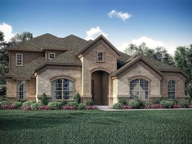 163 Half Moon Drive, Waxahachie, TX 75165 (MLS #14695081) :: The Hornburg Real Estate Group