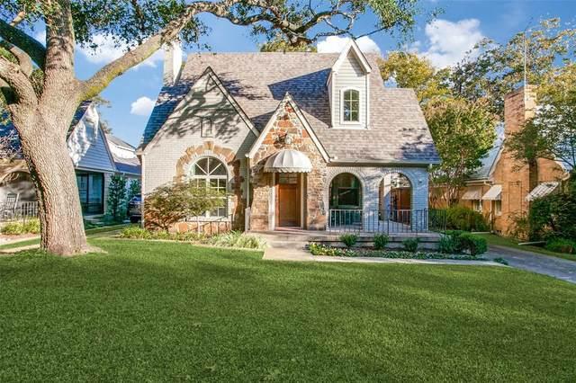 6447 Velasco Avenue, Dallas, TX 75214 (MLS #14695090) :: Frankie Arthur Real Estate