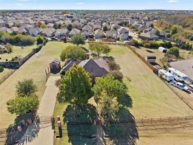 9201 Quail Meadows Lane, Aubrey, TX 76227 (MLS #14695106) :: The Good Home Team