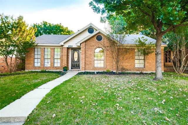 8300 Rock Brook Street, Frisco, TX 75034 (MLS #14695118) :: The Tierny Jordan Network