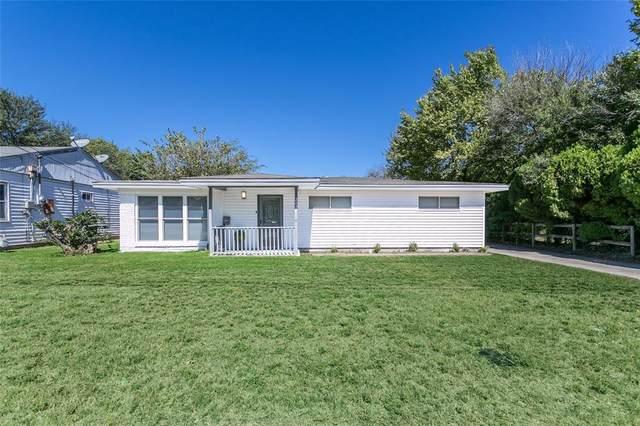 2437 W 4th Street, Irving, TX 75060 (MLS #14695152) :: Crawford and Company, Realtors