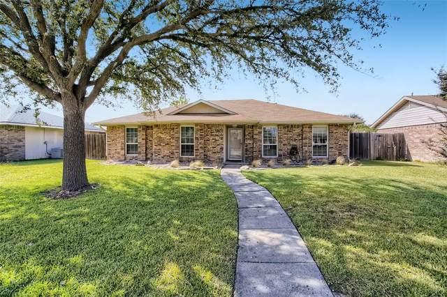 2705 College Park Drive, Rowlett, TX 75088 (MLS #14695160) :: Lisa Birdsong Group | Compass