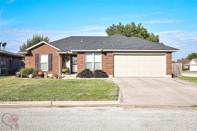 3802 Wake Forrest Lane, Abilene, TX 79602 (MLS #14695165) :: The Rhodes Team