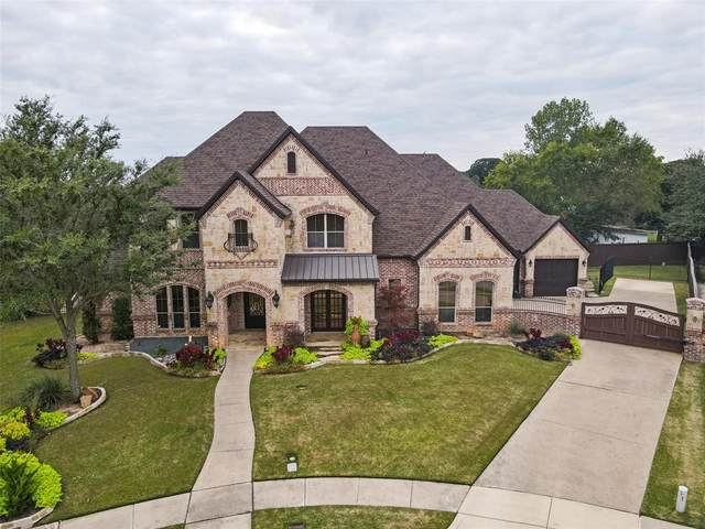 904 Montreux Avenue, Colleyville, TX 76034 (MLS #14695174) :: Epic Direct Realty
