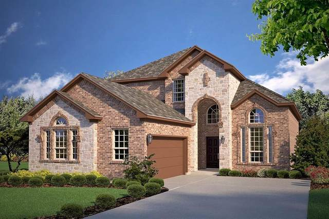 1109 Silver Oak Drive, Mansfield, TX 76063 (MLS #14695181) :: The Tierny Jordan Network