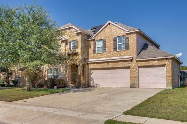 6068 Cedar Glen Drive, Grand Prairie, TX 75052 (MLS #14695185) :: RE/MAX Pinnacle Group REALTORS