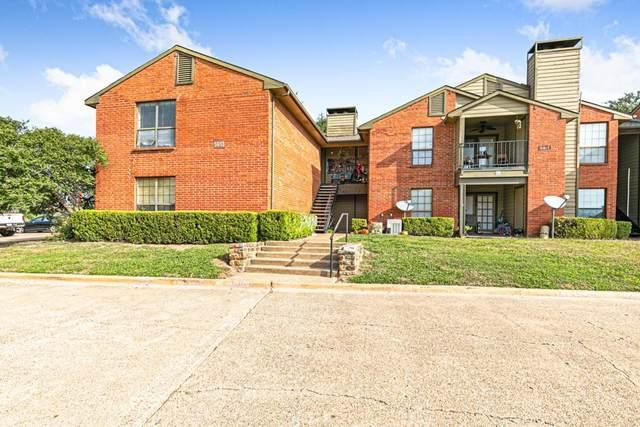 5913 Lake Hubbard Parkway #221, Garland, TX 75043 (MLS #14695190) :: Crawford and Company, Realtors