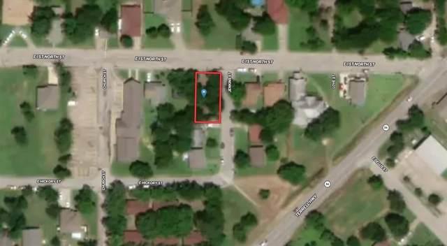 1408 E 1st North Street, Kaufman, TX 75142 (MLS #14695200) :: Team Hodnett