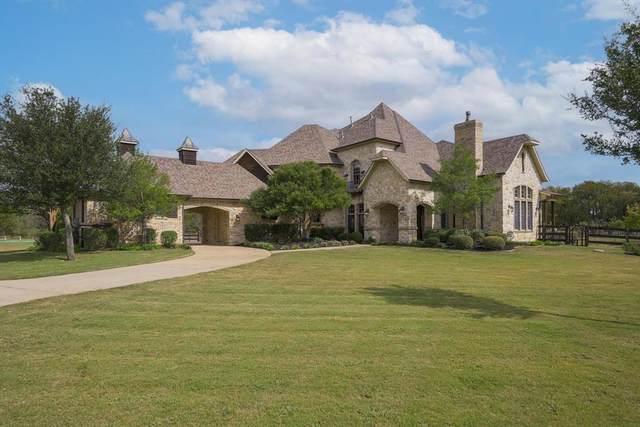 800 Manor Drive, Argyle, TX 76226 (MLS #14695205) :: The Hornburg Real Estate Group