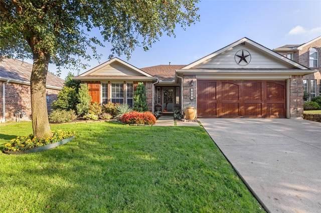 4805 Cliburn Drive, Fort Worth, TX 76244 (MLS #14695217) :: Jones-Papadopoulos & Co