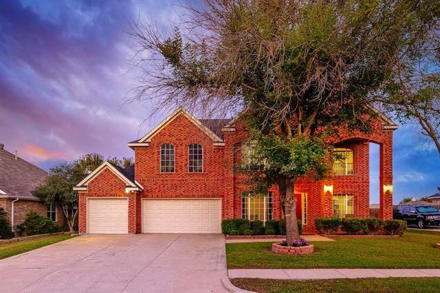 508 Althea Drive, Wylie, TX 75098 (MLS #14695228) :: The Good Home Team