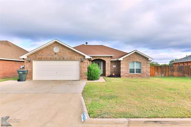 6610 Sutherland Street, Abilene, TX 79606 (MLS #14695245) :: Team Hodnett