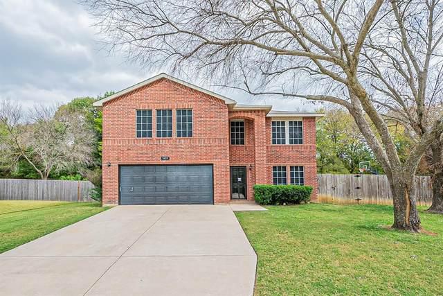9409 Glen Falls Lane, Denton, TX 76210 (MLS #14695250) :: Wood Real Estate Group