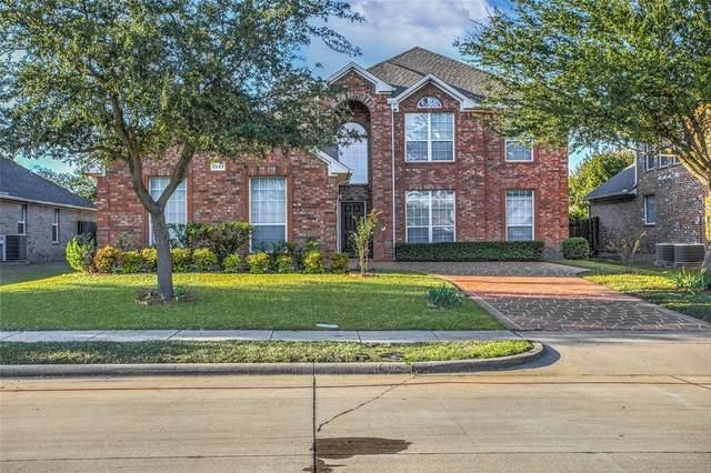 5832 Ivy Glen Drive, Grand Prairie, TX 75052 (MLS #14695267) :: Lisa Birdsong Group | Compass