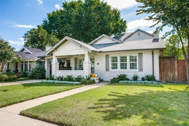 4023 W 7th Street, Fort Worth, TX 76107 (MLS #14695268) :: Premier Properties Group