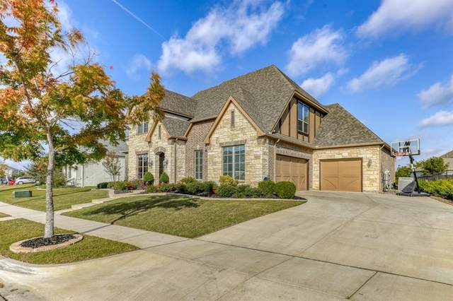 301 Parkview Drive, Aledo, TX 76008 (MLS #14695277) :: Wood Real Estate Group