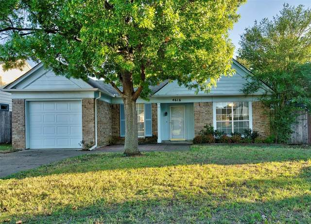 4616 Greenfern Lane, Fort Worth, TX 76137 (MLS #14695283) :: Epic Direct Realty