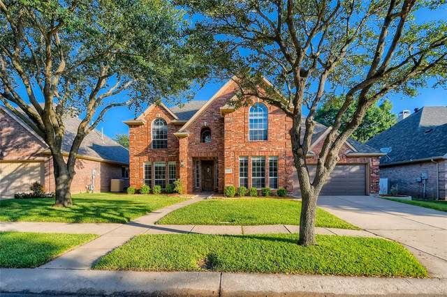 308 S Village Drive, Mckinney, TX 75072 (MLS #14695285) :: The Good Home Team