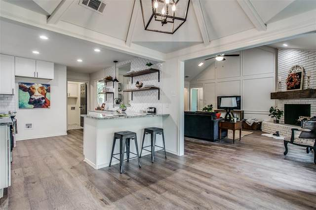 1024 Woodbriar Drive, Grapevine, TX 76051 (MLS #14695305) :: Epic Direct Realty
