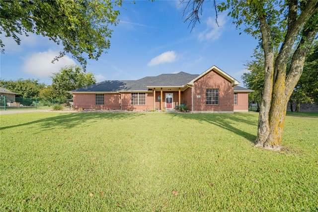 107 Valen Drive, Fate, TX 75189 (MLS #14695308) :: Team Hodnett