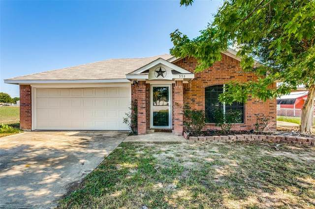 559 Flat Court, Waxahachie, TX 75167 (MLS #14695315) :: RE/MAX Landmark
