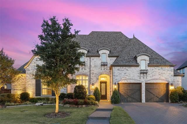 6228 Loxton Boulevard, Frisco, TX 75034 (MLS #14695319) :: Jones-Papadopoulos & Co