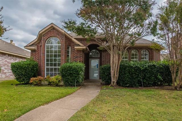 2120 Creek Royal Drive, Mesquite, TX 75181 (MLS #14695351) :: The Star Team | Rogers Healy and Associates