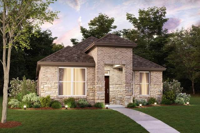 816 Trailside Lane, Argyle, TX 76226 (MLS #14695360) :: Epic Direct Realty