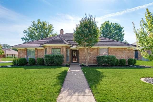 701 Herman Drive, Hurst, TX 76054 (MLS #14695362) :: Jones-Papadopoulos & Co