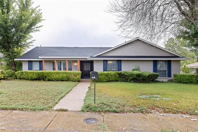 6728 Braddock Place, Dallas, TX 75232 (MLS #14695371) :: The Tierny Jordan Network