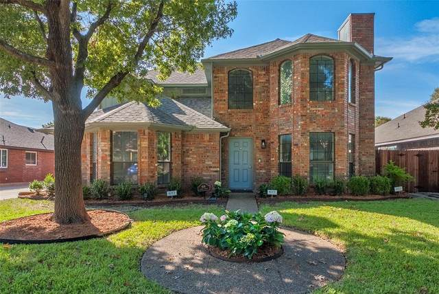 604 Finley Street, Cedar Hill, TX 75104 (MLS #14695376) :: RE/MAX Pinnacle Group REALTORS