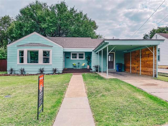 108 NE Haskew Street, Burleson, TX 76028 (MLS #14695410) :: Real Estate By Design
