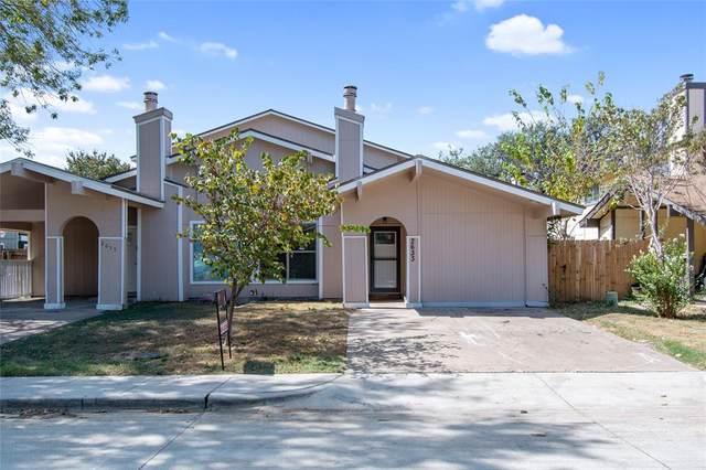 2633 Isbella Drive, Grand Prairie, TX 75052 (MLS #14695435) :: ACR- ANN CARR REALTORS®
