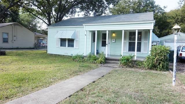 1823 Willow Road, Carrollton, TX 75006 (MLS #14695441) :: The Tierny Jordan Network
